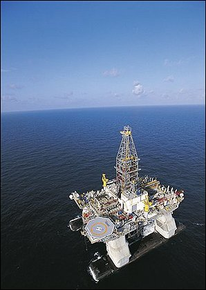 Deepwater Horizon Oil Rig