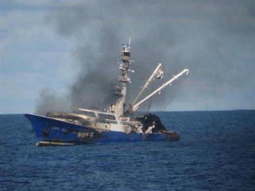 Cape Elizabether fire 003