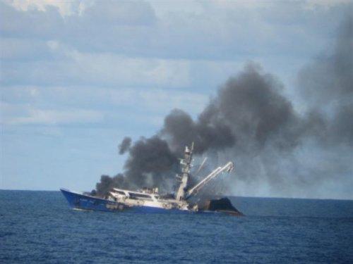 Cape Elizabether fire 004