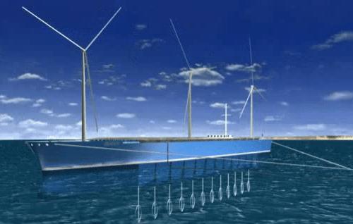 Seadov - Wind Powered Ship
