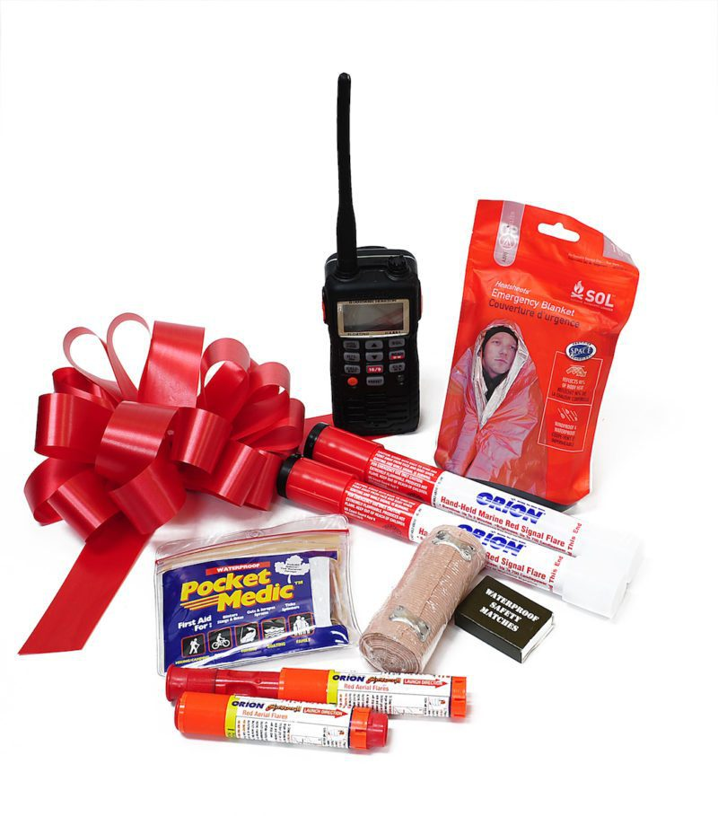 Holiday Safety Gear USCG