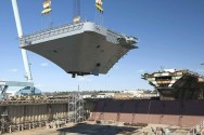Possible Changes at Northrop Grumman Shipbuilding