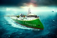 Ship Photo of The Week – Polarcus' SX134 Seismic Vessel