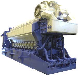 wartsila 32 Marine Diesel Engine
