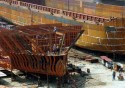 China Overtakes Korea As World's Largest Shipbuilders