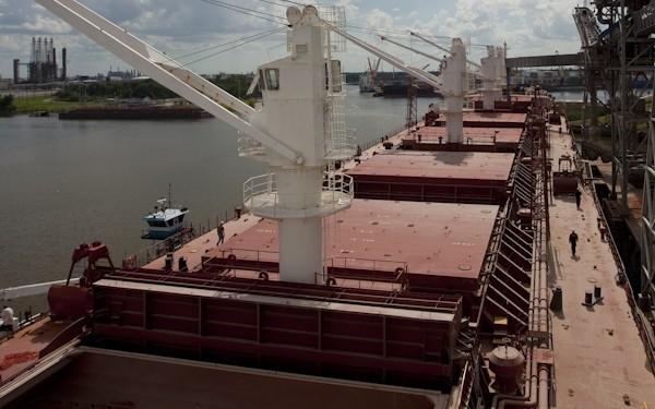 bulk carrier liberty maritime grain