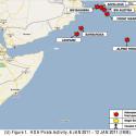Global Maritime Crime Update: 6 – 14 January 2011