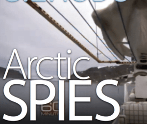 ARTIC ROBOT ICEBERG SPIES