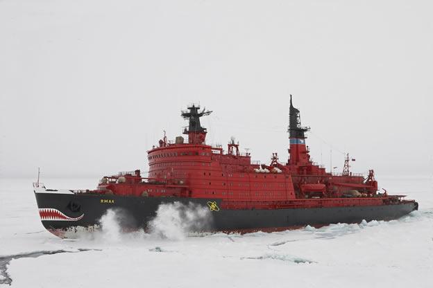 Taimyr-Russian-Nuclear-Icebreaker