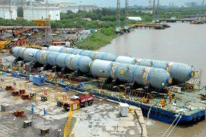 Jumbo shipping, KNPC, heavy lift