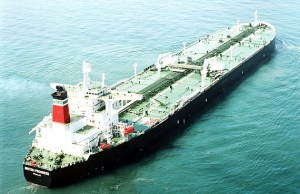 British Progress BP VLCC Very Large Crude Carrier