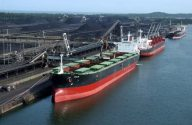 Baltic Index Down On Large Vessel Rate Drop