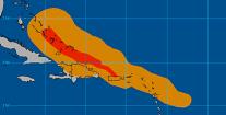 Hurricane Irene Update – Large Storm Approaches US Coast