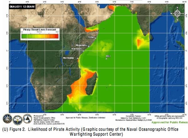 piracy forecast ONI