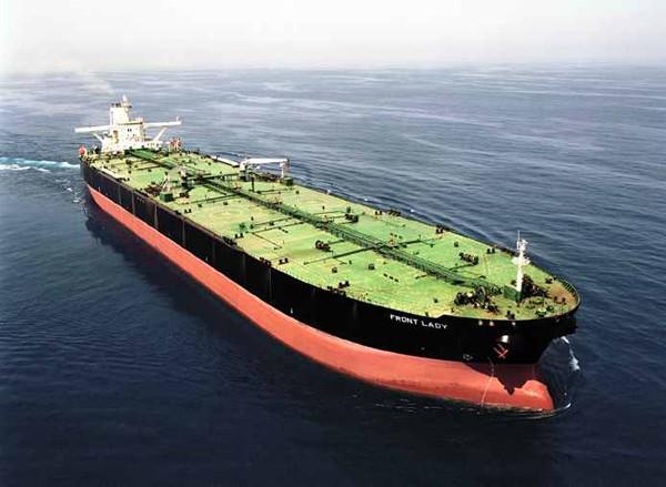 Front Lady frontline tanker vlcc