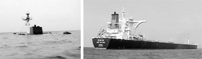 Xin Tai Hai B Oceania sinking