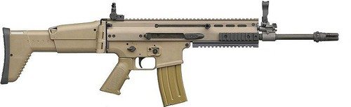 FN SCAR Light rifle