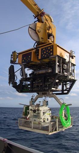 ROV Neptune Canada oceanography ocean research