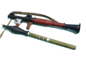 Rocket Propelled Grenade Launcher