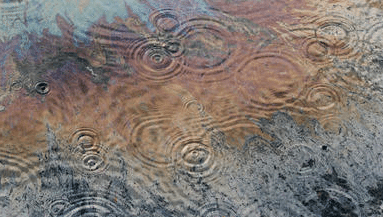Deepwater Horizon Oil Sheen