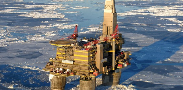 sakhalin 1 rosneft russian arctic drilling exploration