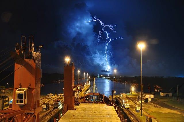 Ship Lightning