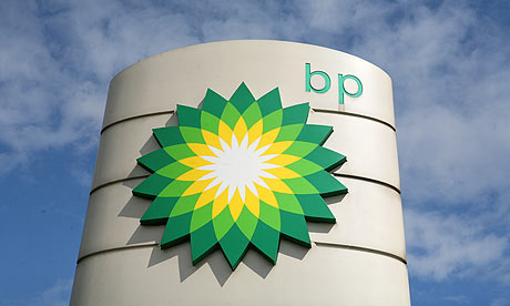BP north sea