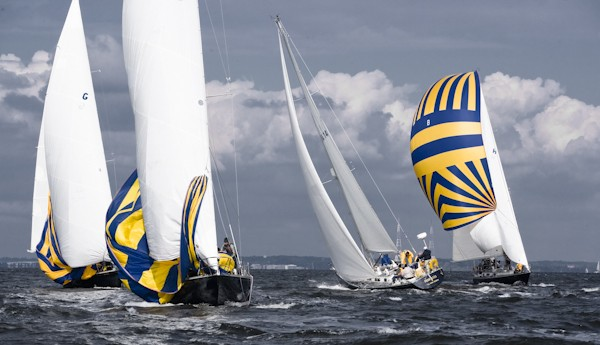 Navy 44 sailing naval academy Lloyd Phoenix