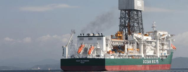 Petrobras Ocean Rig Posiedon