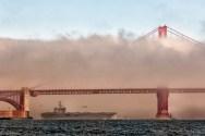 Ship Photo of The Day – USS Carl Vinson Participates in San Francisco Fleet Week
