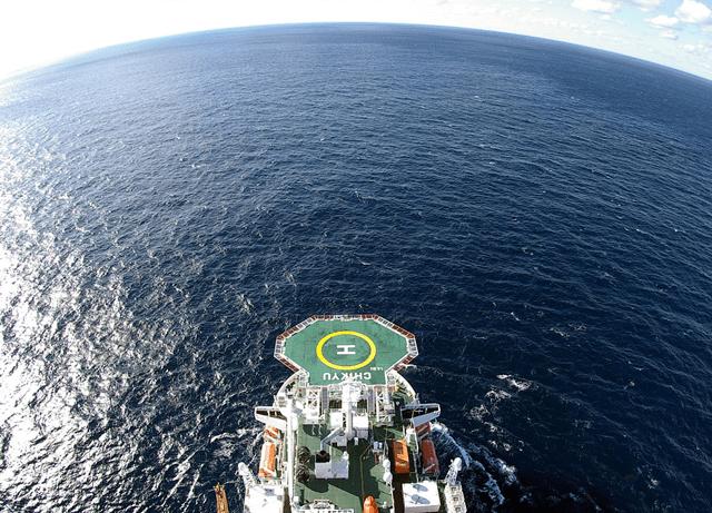 Chikyu-tsunami-ship