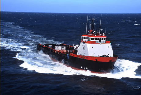 HOS Bluewater 240ED Class Offshore Supply Vessel