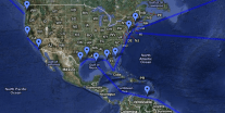 Chart Your Voyages And Share With Friends Via Google Earth