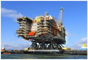 HHI Loads World's Largest Offshore Platform – North Rankin B