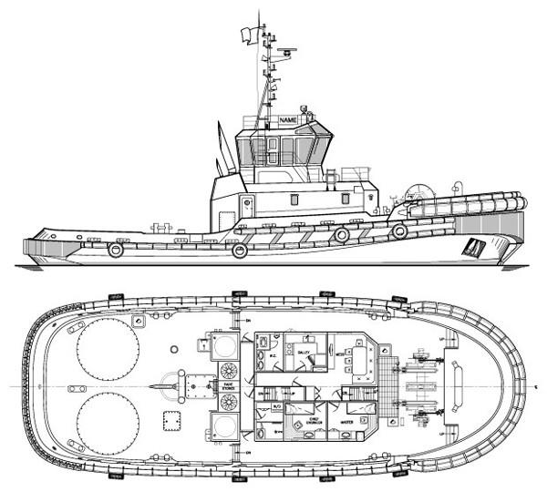 Yon Gang Tuo tugboat