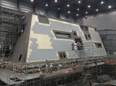 Huntington Ingalls Wins $46M Contract, World's Largest 5-Axis Saw Put to Use