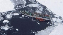 Icebreaker Dispatched for Southern Ocean Rescue In Antarctic Ice