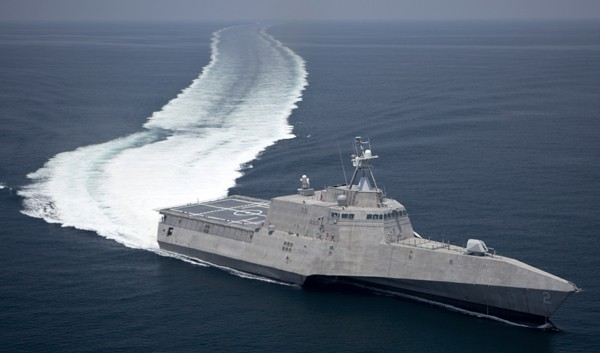 LCS 2 austal shipbuilding uss independence