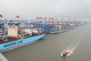 China's P3 Alliance Block Sends Maersk Shares Tumbling