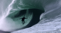 The Thickest, Scariest Waves Ever Surfed, Caught on Phantom Camera