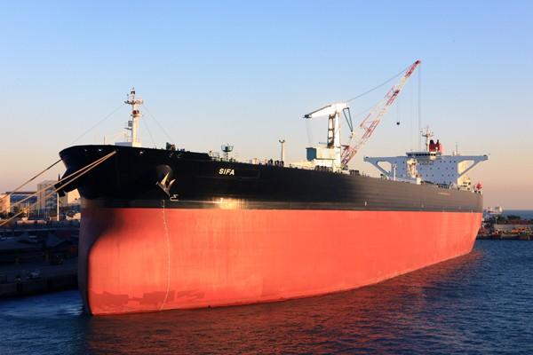 SIFA VLCC Oman shipping company HHI