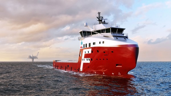 STX OSV PSV Platform Supply Vessel offshore