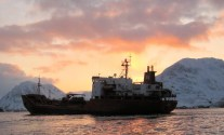 Russian Tanker Renda Meets USCG Regs, Gets Underway for Fuel Mission to Nome