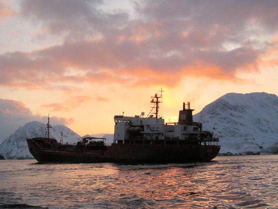 russian ice-class tanker renda