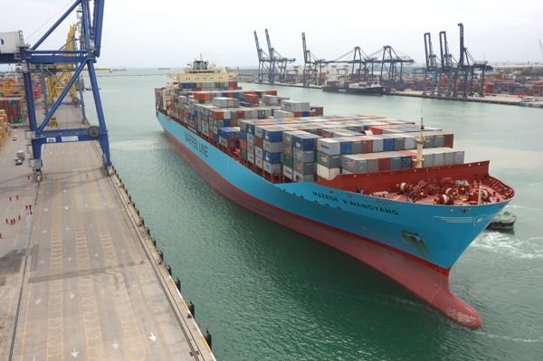 Maersk Kwangyang