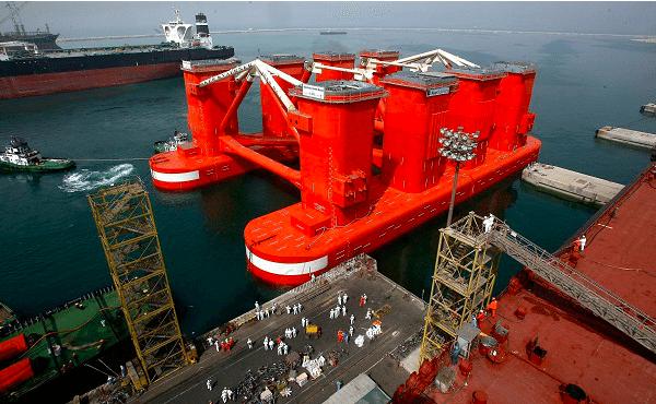 drydocks world semisubmersible