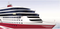 Sweden's AGA Gas to Provide Cryogenic Fuel for Viking Line's Ultra-Low Emissions Flagship