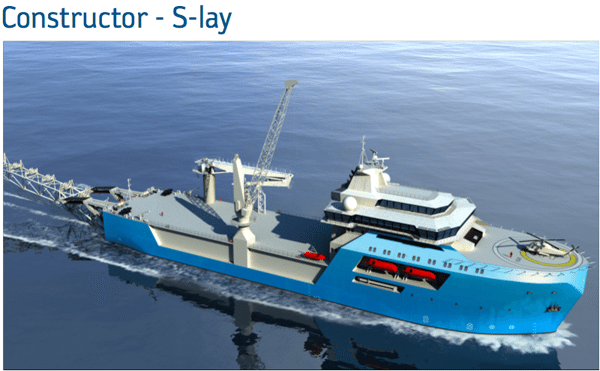 GustoMSC Constructor S-lay