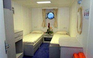 cabin cargo ship stateroom