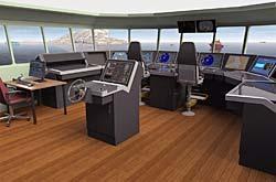 DNV Kongsberg maritime simulator polaris